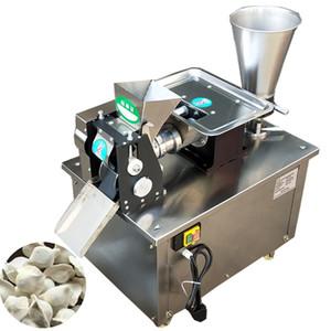 220V / 110vstainement acier Holle Prix Automatic Samosa Empanada Maker Frazen Gyoza Machine Dumpling Fabrication Machine4800PCS / H
