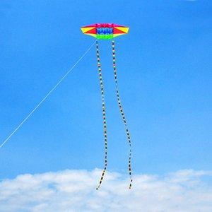 Ücretsiz Kargo Radar Fly Açık Oyuncaklar Paraşüt Yetişkinler için Kartal Uçurtma Hattı Moscas Açık Daha Better Kites Reel Fabrika 200928