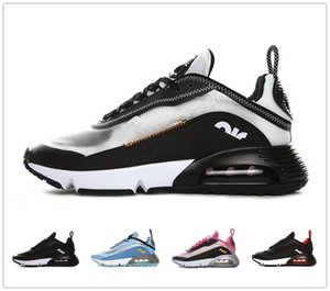 2020 2090 B30 React Breathable Running Shoe Original FK Buffer Rubber Built_in Zoom Cushioning Jogger Sneakers