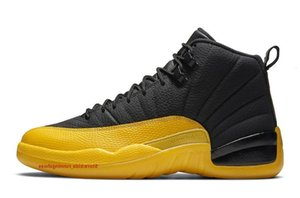 Shoes Jumpman 12 12s Mens Basketball 2020 High Quality Designer Game Royal Winter Black Gym Red Taxi Outdoor Sneakers Size 7-13 7l0k