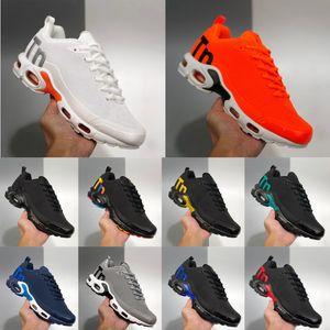 2020 new Plus TN hommes Zapatillas TN récent Designer Chaussures Homme Chaussures Hommes Basketball Chaussures Hommes Mercurial TN Chaussures de course Eur 36-47