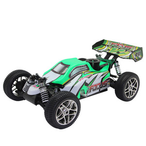 FS 31220 1 8 21CXP Nitro 4WD Buggy Nitro Powered RC Car 70km H High Speed Off-Road Vehicle - RTR Version Yellow