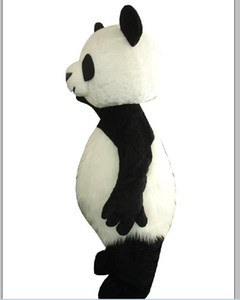 2018 High quality hot Version Chinese Giant Panda Mascot Costume Christmas Mascot Costume Free Shipping