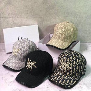 Unisex Cotton Caps Camouflage Baseball-Kappen-Männer-Frauen-Sommer-Hut-justierbare Hip-Hop-Hut Caps weiblich Knochen