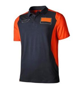 2020 Été Nouveau cyclisme à manches courtes Racing Racing Racing T-shirt Moto respirant T Sweat-shirt en plein air