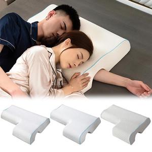 Memory Foam Bettwäsche Kissen Slow Rebound Druckkissen Gesundheit Hals Paar Kissen Multifunktions Anti-Druck-Handkissen