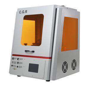Принтеры 2021 версия Wanhao крупнейший DLP LCD SLA ювелирных изделий стоматологический 3D принтер 4k C'G'R с 500 мл смолы
