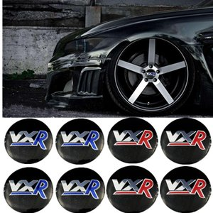 56mm 3D Car Wheel Center Cover Sticker for Vauxhall Astra H J Zafira Antara Mokka Insignia Maloo for VXR Logo Auto Hub Cap Badge