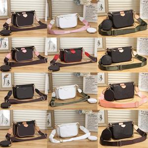 ZZ Femmes Designer Sac à main en cuir Sacs à bandoulière à main sac à main sac à main sac à main sacs de téléphone de haute qualité Sacs de téléphone à trois pièces