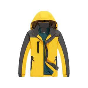 Winter Men Outdoor Jacket Waterproof Windproof Warm Coats Male Casual Thicken Jacket Mens Outwear Mountaineering Overcoat