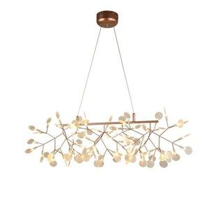 Moderna 81 Luci Sputnik lampada a sospensione Firefly Lampadario Home Decor LED soffitto lampada Nuovo