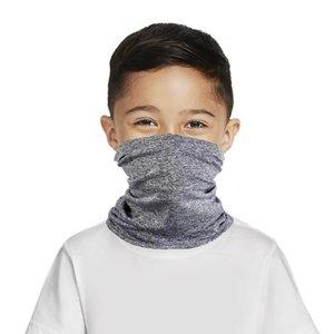 Kids Bandana Collo Ghetta Magic Sciarpa protettiva viso Scudo Scudo Bambini Sport Outdoor Sport Fasce per il tubo traspirante GWC2848