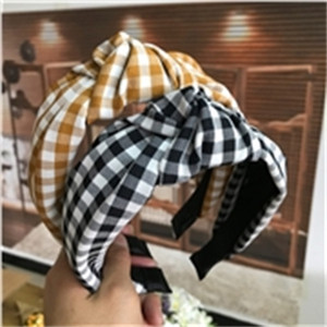 Turn Turban Mujeres pelo aro arcos Elástico Headkerchief Deporte Hairbands Head Band Nudo Diadema para niñas Headwear Headwrap