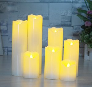 Electronic Candles Bright Flickering Bulb Equipped With Usb Charging Cable Flameless Led Tea Light For Festival jllUHt dh_niceshop