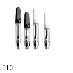empty bud cartridge ceramic rod coil heating element open vape e cig atomizer refillable tank no leaking bud pen vaporizers DHL free