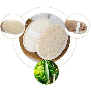 LOOFAH الطبيعي لإزالة منشفة بشرة الجلد الميت منشفة باث باث الكرة اللوف الغسيل المنزل أو حمام داخلي الإسفنج T9I001126