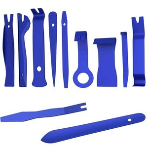 Auto Car DVD Stereo Refit Kits Interior Plastic Trim Panel Dashboard Installation Removal Tool Kit Repair Disassembly Tools Se