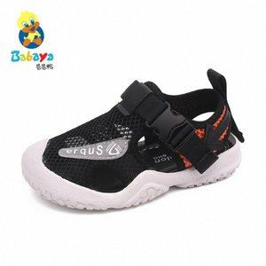 niños Babaya verano calza muchachos calzado deportivo playa netos para niños niña niño pequeño verano 2020 chicas nuevas engranan PKLs #