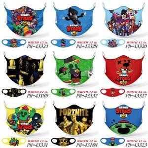 3Masks Katmanlar Yüz Kapak Kayak Maskeleri Seti Toz Ağız Fortress Gece Maske Tasarımcı G 1PCS Yüz Fortress Gece disgner # 225 Maskesi