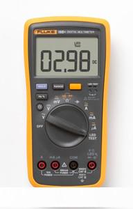Latest Fluke 18B Plus AC DC Voltage Current Digital Multimeter DMM with LED DE shipping