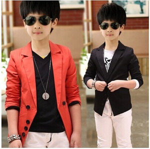 Baby Boys Suits Costume for Boy 2019 Autumn Single Breasted Kids Boy Suit Formal Wedding Wear Cotton Children Clothing