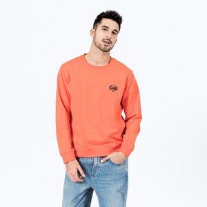 Simwood 2020 Sonbahar Kış Yeni Hoodies Erkekler Nakış Jogger Kazak Artı Boyutu Moda Marka Giyim SJ170158