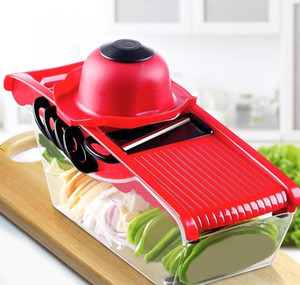 Christmas Party Mandoline Slicer Vegetable Cutter With Stainless Steel Blade Manual Potato Peeler Carrot Gr wmtyCE dh_garden