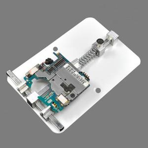 1pc de alta qualidade 8 * 12 centímetros de Fixação Motherboard PCB suporte para o telefone móvel Board Repair Tool