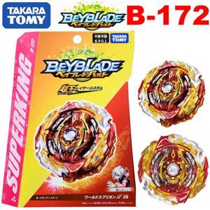 TAKARA TOMY BEYBLADE B172 BRISTAL STARTER BOOSTER MUNDO SPRIGGAN 1019