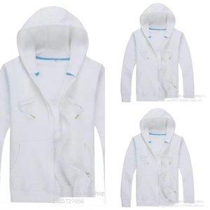 nWYfZ outono e inverno Plush cardigan com capuz zipper roupas de trabalho em branco sweater sweater impressos na versão coreana do algodão roupa de trabalho clX1