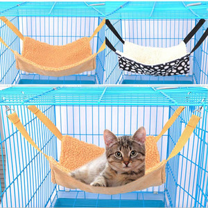 Pet Cage Hammock Bed Cover Small Dog Rat  Ferret Chinchilla Cat Polk Dot Small Pet Dog Puppy Bag Blankets