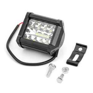 Wholesale best price 60W 4 inch off road 4x4 auto drive LED light bar 4'' 60w led working light 12V