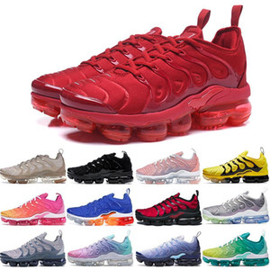 tn plus mens Running Shoes men women Chaussures triple black white Be Ture Worldwide Camo Greedy tns mens trainer sports sneakers