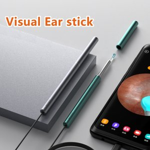 Xiaomi youpin visuelle intelligente Ear Memory Stick In-Ear Nettoyage Endoscope 300W Mini caméra Otoscope Endoscope Ear Picker Tool Set X7 M9