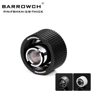 Barrowch fbhkn-3/8-spessiata raccordo a compressione - (ID3 / 8-OD5 / 8) Tubing morbido