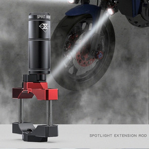 Universal 32/42 / 54mm Support moto-phares Support multifonctions Projecteur Extension Rod extension Levier E1Kk #