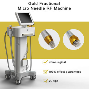 Microneedle skin roller age spot laser removal radio frequency skin tightening rf face and body machine
