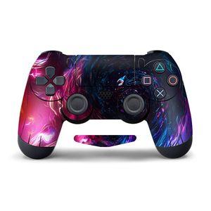 PVC SyYtech Factory Decal Oferta Preço para Punho PlayStation 4 Adesivo Pele PVC Cover Adesivo para PS4 Controller