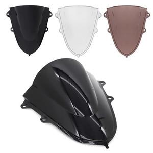 Per YZF R125 R15 V3.0 2020 2020 2020 Visita visiera del parabrezza del parabrezza del motociclo Doppia bolla YZF-R125 YZF-R15 V31