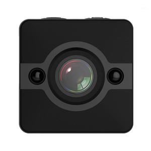 Mini cámara impermeable SQ12 HD Sport Night Vision Videocorder 1080P DV grabador de video cámara infrarroja Moti1