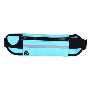 Outdoor Running Waist Bags Men Women waist Packs Bags Unisex Sport Nylon Waistband for accessory men Small Travel Belt Bag