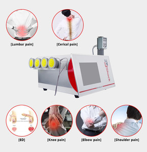 Manufacturer direct sale shock wave therapy machine portable shock wave ed therapy equipment extracorporeal shockwave therapy machine