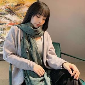 2020High qualtiy kadın tasarımcı eşarplar ipek bandana lüks echarpe moda klasik marka eşarp fular charpe de luxe