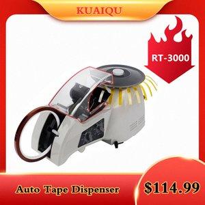 RT-3000 Автоматическая Tape Cutter резак для бумаги машина разрезая машина запечатывания с 25мм Упаковка Авто ленты Диспенсер vZE1 #