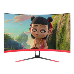 27 32 Inch 1920*1080 2K 60HZ 144hz 250cd m2 Frameless LED Curved Screen Pc Gaming Monitor