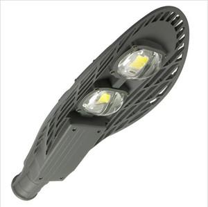 مصنع الجملة أدى ضوء الشارع 50W 100W 150W أضواء الشوارع مصباح للماء IP65 إضاءة الشوارع الصناعية الخفيفة في الهواء الطلق الإضاءة