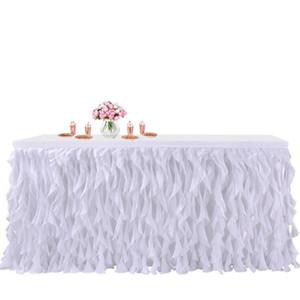 Table Jupe Mariage TUTU TABLES DE TABLES DE MARIAGE DE MARIAGE DE MARIAGE DE MARIAGE DE MARIAGE DE MARIAGE DE MARIAGE TECHNIQUES TABLE DE TRANCHE RECTRABLES REBRANCE NAPPLOTHS ACCESSOIRES GWE2022