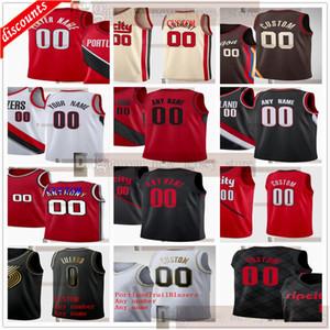 Custom Impresso 27 Jusuf 5 Rodney Nurkic Hood 33 Zach Nassir Collins Little Anfernee Caleb Simons Swanigan Derrick Jaylen Jones Adams Jerseys