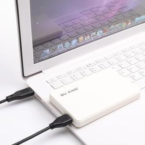 2.5 في 2TB الخارجية مايكرو USB القرص الصلب HDD / SSD الضميمة حالة جديدة