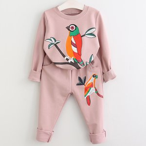 Girls Clothing Sets Autumn Winter Toddler Girls Clothes Outfit Kids Tracksuit For Girl Suit Children Clothing 3 4 5 6 7 Year
